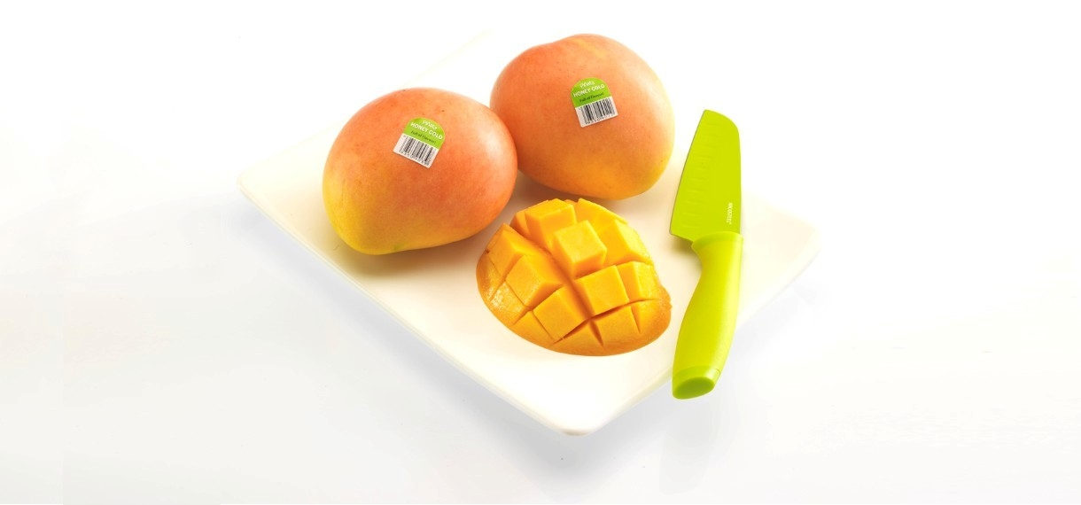 Honey Gold mangoes perfect for eating