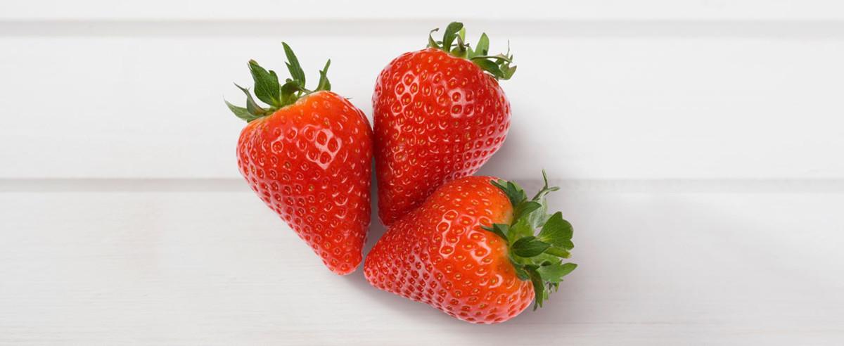 Fresh BerryWorld strawberries